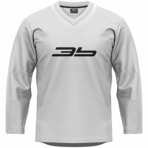 3b tréningový dres - biely