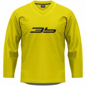 3b tréningový dres - žltý